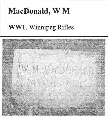 Page 255: MacDonald, W. M.
