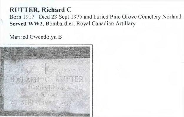 Page 314: Rutter, Richard C.
