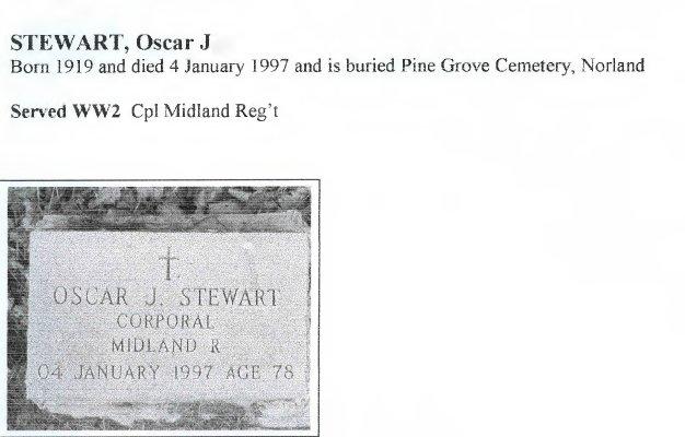 Page 339: Stewart, Oscar John
