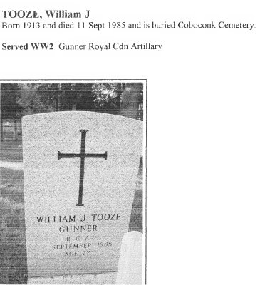 Page 346: Tooze, William J.