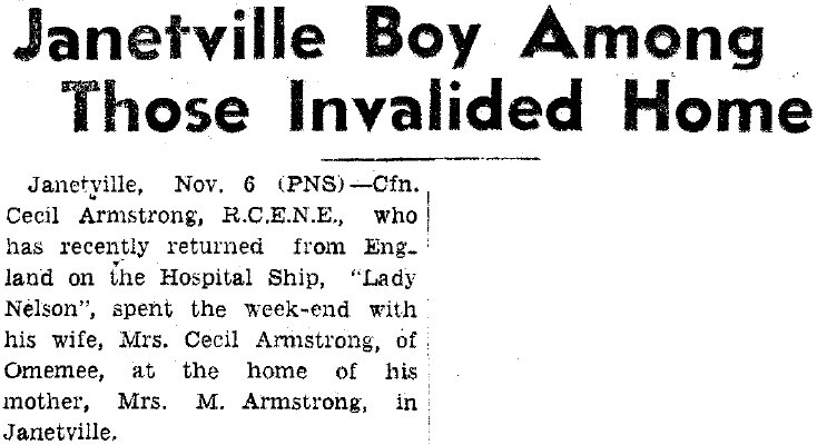 Armstrong, C.