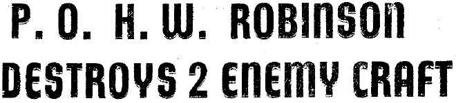 Robinson, H.