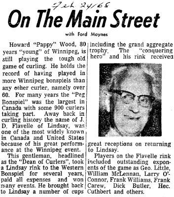 On the Main Street - 24 February 1968