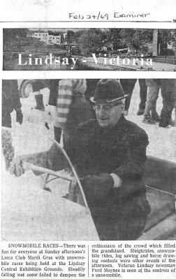 On the Main Street - 24 February 1969