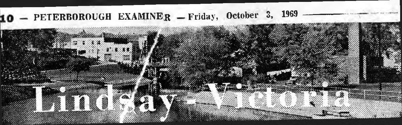 Kiwanis Club Plaque - 3 October 1969