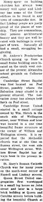 On the Main Street - 15 April 1970