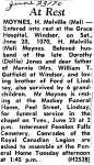 At Rest - 23 June 1970