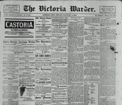 Victoria Warder