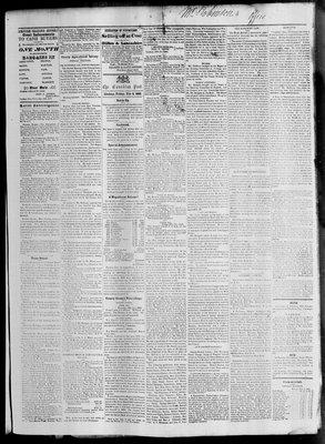 Canadian Post (Lindsay, ONT), 3 Feb 1865