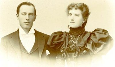 Dr. and Mrs. George Wesley Hall