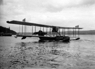 Float Plane 1920s