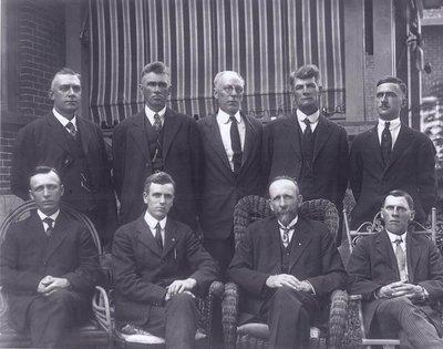 Dr. George Wesley Hall 1925
