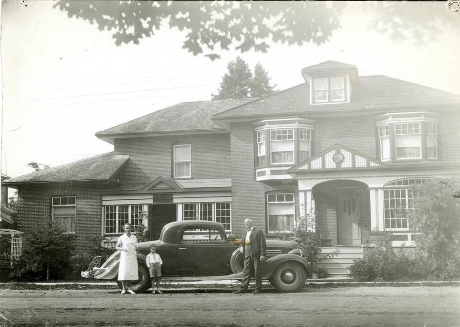 Dr. George Wesley Hall 1935