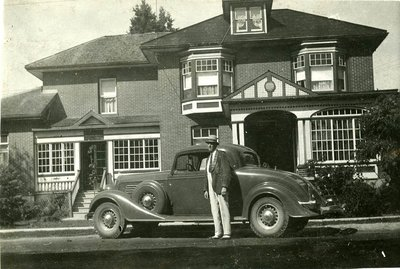 Dr. George Wesley Hall 1930s