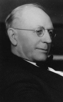 Dr. George Wesley Hall 1930s