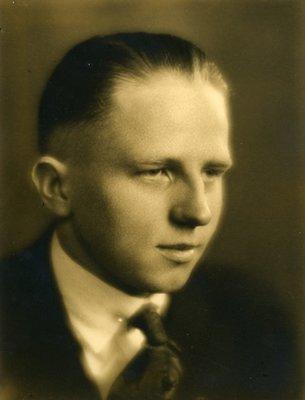 Dr. George C.R. Hall 1915