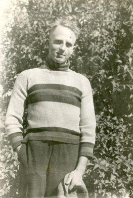 Dr. George C.R. Hall 1919