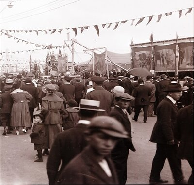 Canadian National Exhibition Midway 1909