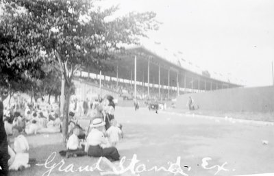 Canadian National Exhibition Grandstand
