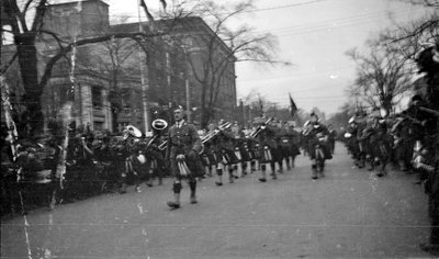 Armistice Day Parade