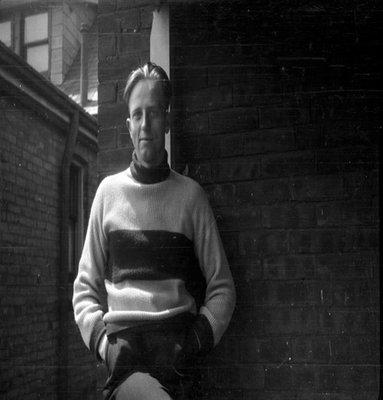 Dr. George C.R. Hall 1922/23