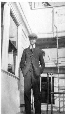 Dr. George C.R. Hall 1926