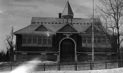 Little Britain Public School S.S. No. 8