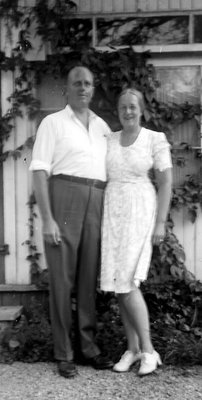 Dr. and Mrs. George C.R. Hall
