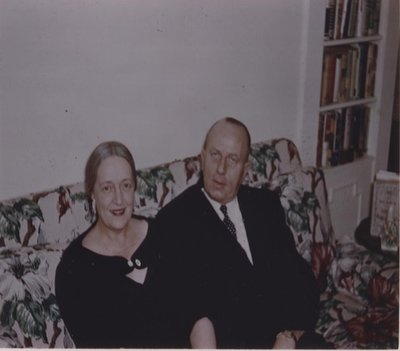 Dr. and Mrs. George C.R. Hall 1950s