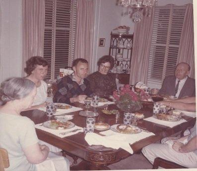 Hall Family 1960s
