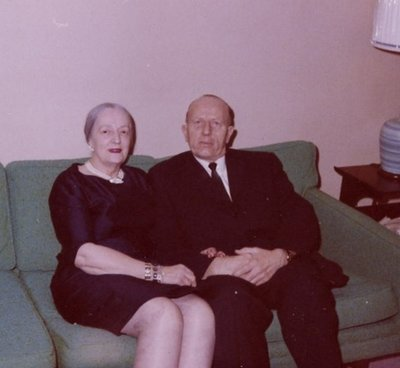Dr. and Mrs. George C.R. Hall 1968