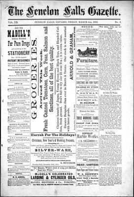Fenelon Falls Gazette, 4 Mar 1892