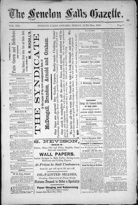 Fenelon Falls Gazette, 23 Jun 1893