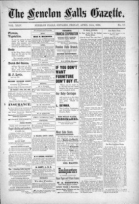 Fenelon Falls Gazette, 24 Apr 1896