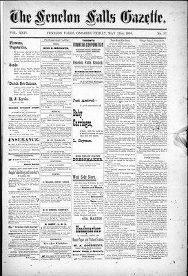 Fenelon Falls Gazette, 15 May 1896