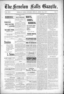 Fenelon Falls Gazette, 30 Apr 1897
