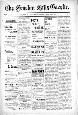 Fenelon Falls Gazette, 30 Jul 1897