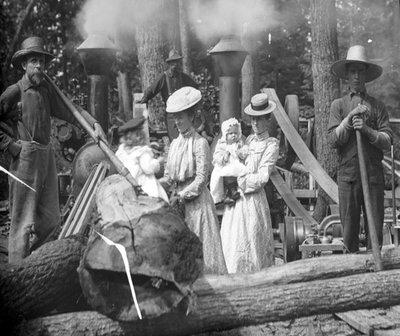 Davidson Mill 1890s