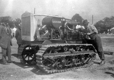 Steam Engine Lindsay Fair