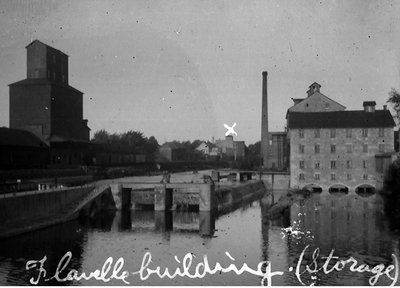 Lindsay Locks and Flavelle Building