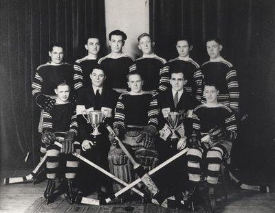 Little Britain Hockey 1933/34