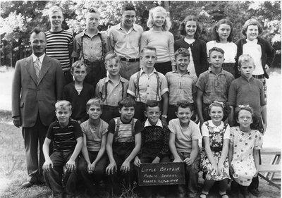 Little Britain Public School 1948