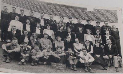 Little Britain Continuation School 1949