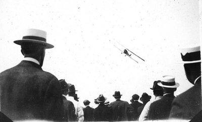 Airplane in Lindsay