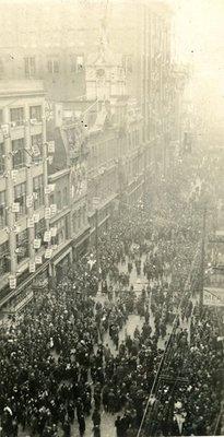 Armistice Day Yonge Street