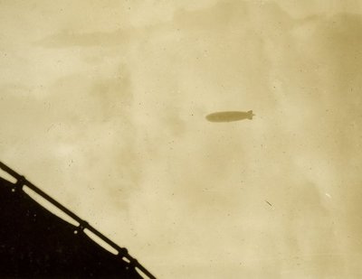 Los Angeles Over Hudson 1925