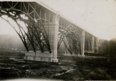 Bloor Street Viaduct 1919