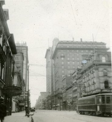 Yonge Street 1920