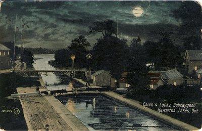 Canal & Locks