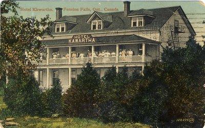 Hotel Kawartha, Fenelon Falls, Ont.